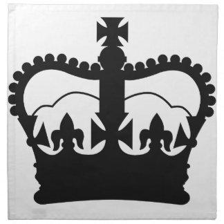 King's Crown Napkin