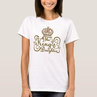 Kings Daughter Pink Signature Logo T-Shirt