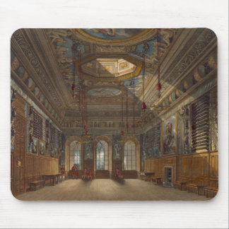 King's Guard Chamber, Windsor Castle, from 'Royal Mouse Pad
