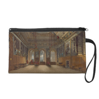 King's Guard Chamber, Windsor Castle, from 'Royal Wristlet Purses