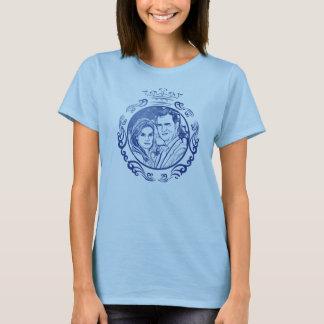 Kings of Spain Felipe I SAW and Letizia T-Shirt