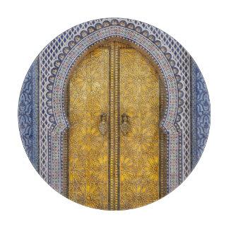 King'S Palace Ornate Doors Cutting Board
