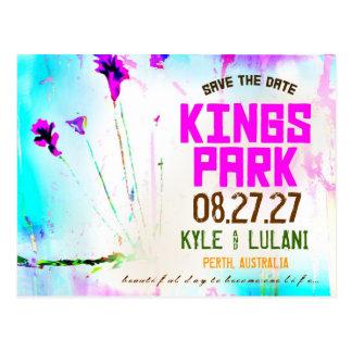 KINGS PARK Destination Postcard