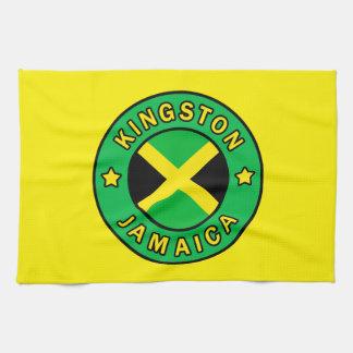 Kingston Jamaica Tea Towel