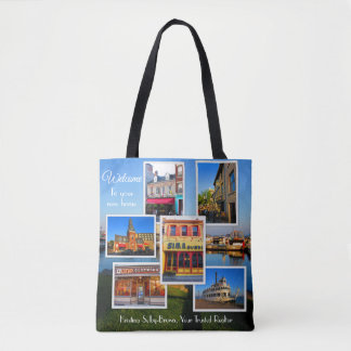 Kingston Ontario Images Tote Bag