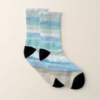 KiniArt Beachy Keen Socks 1
