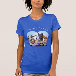 KiniArt Dog Breed Grouping T-Shirt