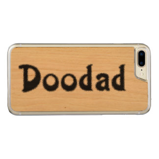 KiniArt Doodad Carved iPhone 8 Plus/7 Plus Case