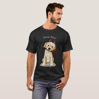KiniArt Doodle Devil T-Shirt