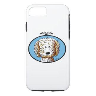 KiniArt Doodle Dog iPhone 7 Case