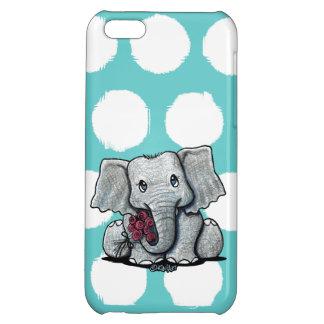 KiniArt Elephant  iPhone 5C Case