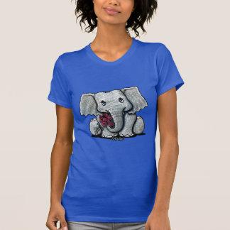 KiniArt Elephant T-Shirt