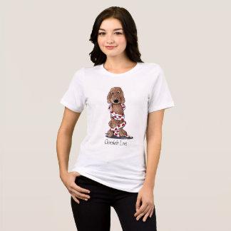 KiniArt Groomed Doodle T-Shirt