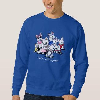 KiniArt International Westies Sweatshirt