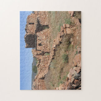 Kinishba Ruins Jigsaw Puzzle