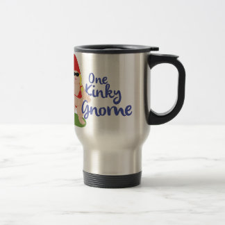Kinky Gnome Travel Mug