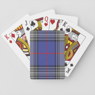 Kinnaird Scottish Tartan Playing Cards