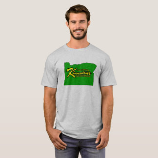 Kinnatone Made in Oregon Logo Tee