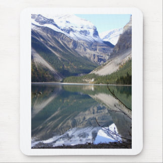 Kinney Lake at Mt Robson Park Mouse Pad