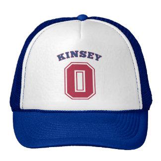 Kinsey 0 cap