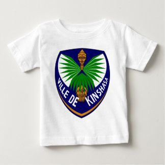 Kinshasa_-_Coat_of_arms Baby T-Shirt