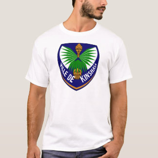 Kinshasa_-_Coat_of_arms T-Shirt