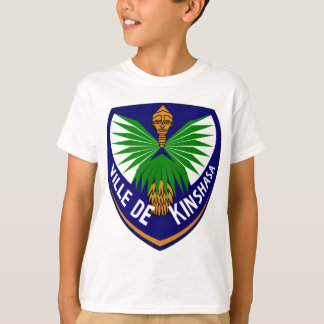 Kinshasa_-_Coat_of_arms T-Shirt