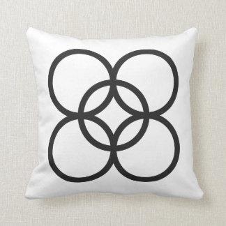 KINTINKANTAN  | symbol of arrogance Cushion