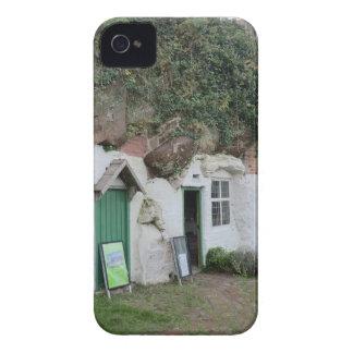 Kinver Edge Rock Houses Case-Mate iPhone 4 Case
