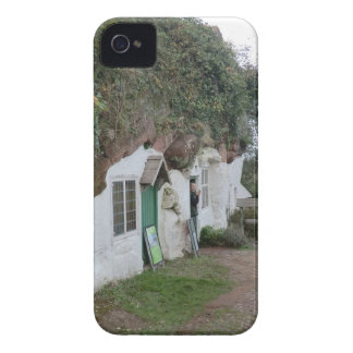 Kinver Edge Rock Houses iPhone 4 Cases