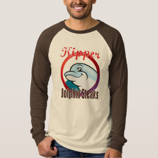 Kipper Dolphin Steaks T-Shirt