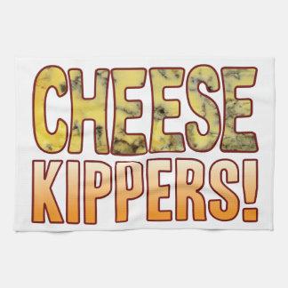 Kippers Blue Cheese Tea Towel