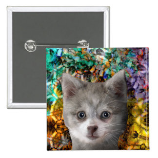 Kippy's Crystal Castle Case - Multiple Products4 15 Cm Square Badge