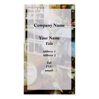 Kip's Apparatus Business Card