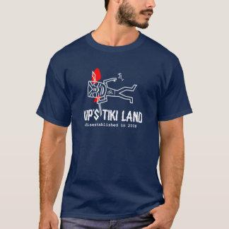 Kip's Tiki Land T-Shirt
