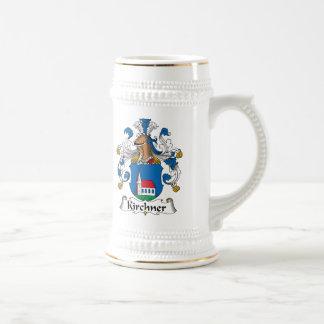 Kirchner Family Crest Beer Stein