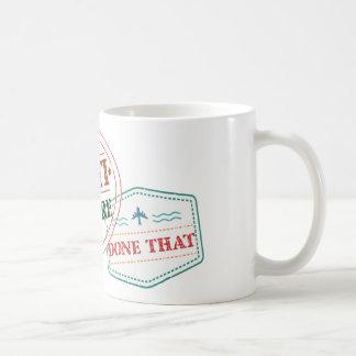 Kiribati Been There Done That Coffee Mug