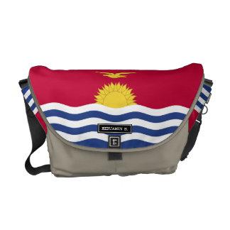 Kiribati Flag Commuter Bags