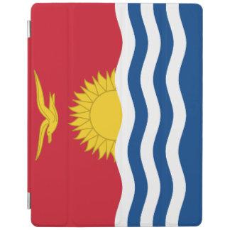 Kiribati Flag iPad Cover