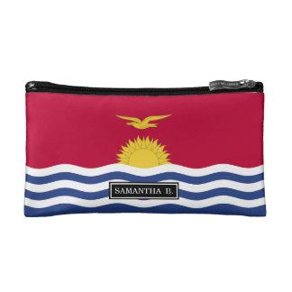 Kiribati Flag Makeup Bags