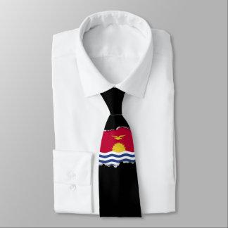 Kiribati Flag Tie