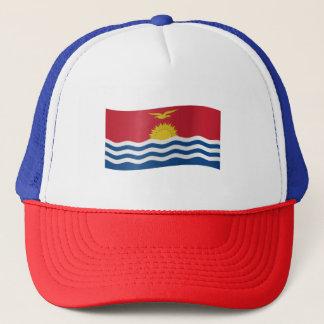 Kiribati Flag Trucker Hat