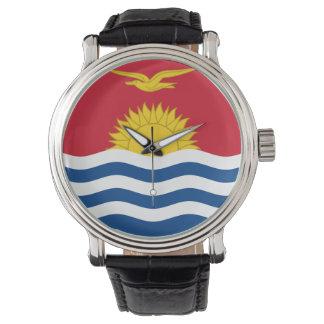 Kiribati Flag Watch