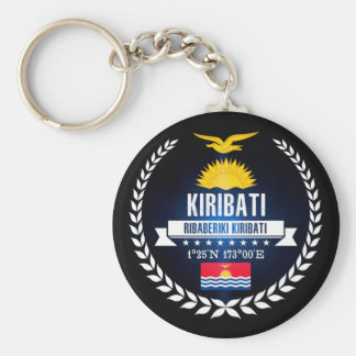 Kiribati Key Ring