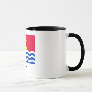 Kiribati Mug