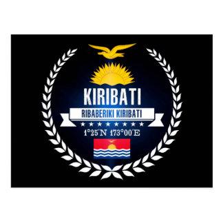 Kiribati Postcard