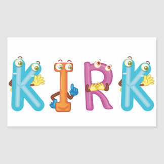 Kirk Sticker