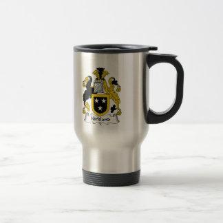 Kirkland Family Crest Travel Mug
