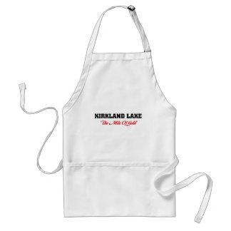 Kirkland Lake Aprons