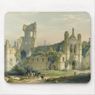 Kirkstall Abbey from the North West, from 'The Mon Mouse Pad